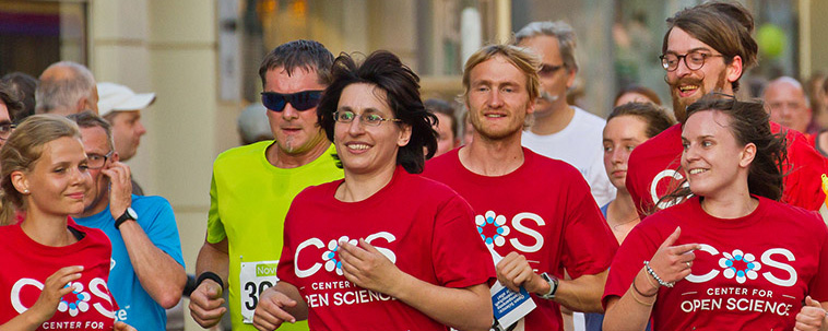 Run for Open Science